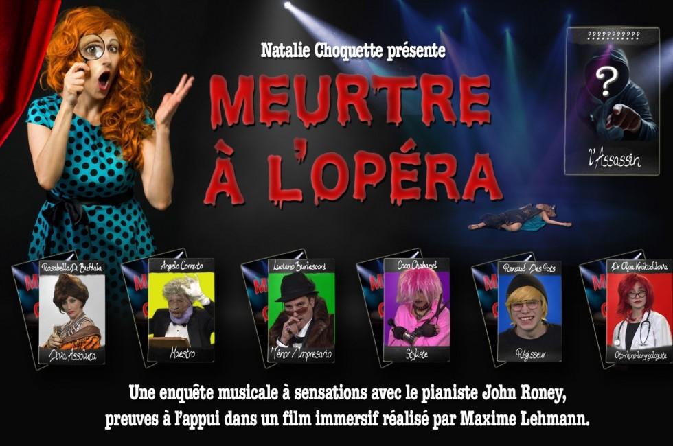 Meutre Al Opera